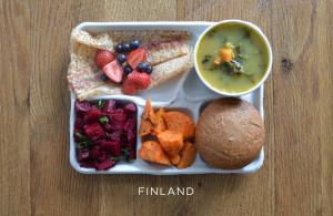 Decji dorucak u Finskoj