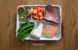 3 Decji dorucak u Francuskoj
