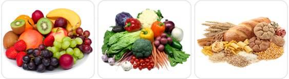 dobro balansirani sastojci hrane čine zdrav obrok