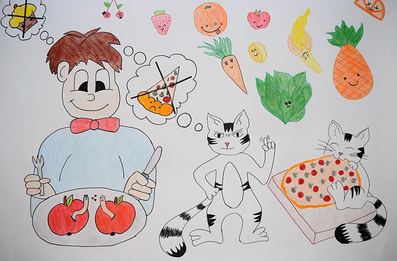 4 Hranimo se zdravo