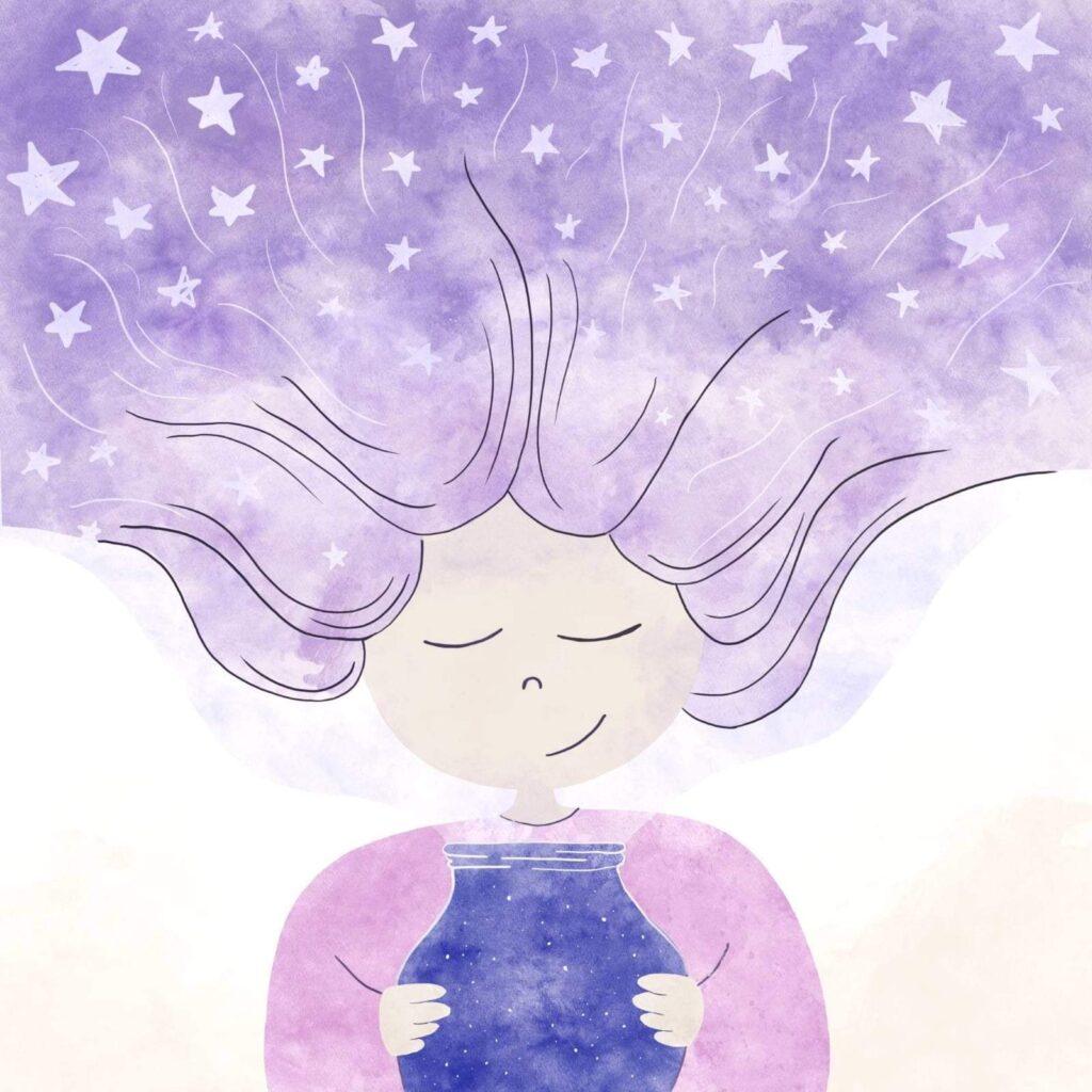 Zvezdice u kosi
